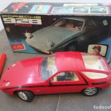 Juguetes antiguos Rico - Rico.Porsche 928.Funcionando completo y con caja. - 163605858