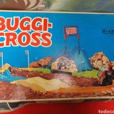Juguetes antiguos Rico: BUGGI CROSS DE RICO. LE FALTA EL COCHE. Lote 164587566