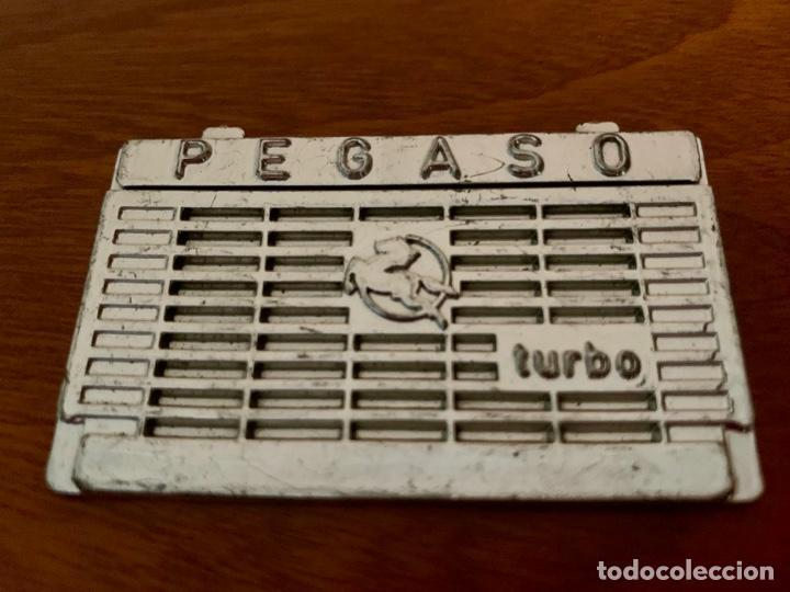 RICO CAMION PEGASO TRANSINTER PARRILLA DELANTERA (Juguetes - Marcas Clásicas - Rico)