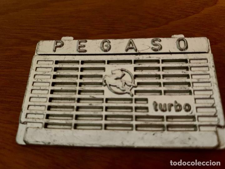 Juguetes antiguos Rico: RICO CAMION PEGASO TRANSINTER PARRILLA DELANTERA - Foto 2 - 164751450