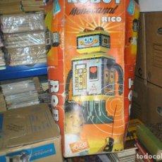 Juguetes antiguos Rico: ROBOT MONOCANAL DE RICO. Lote 165304650