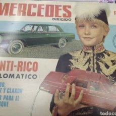 Juguetes antiguos Rico: MERCEDES SANTI - RICO DIPLOMÁTICO. Lote 166371914
