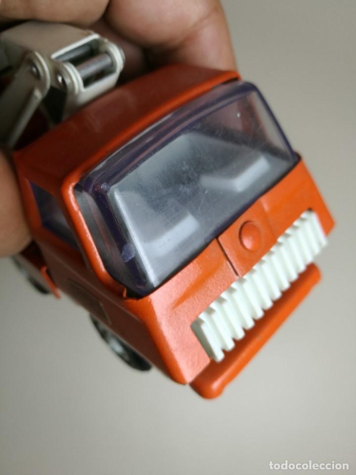Juguetes antiguos Rico: camion grua cesta Mini Sanson de Rico - Foto 12 - 166946992