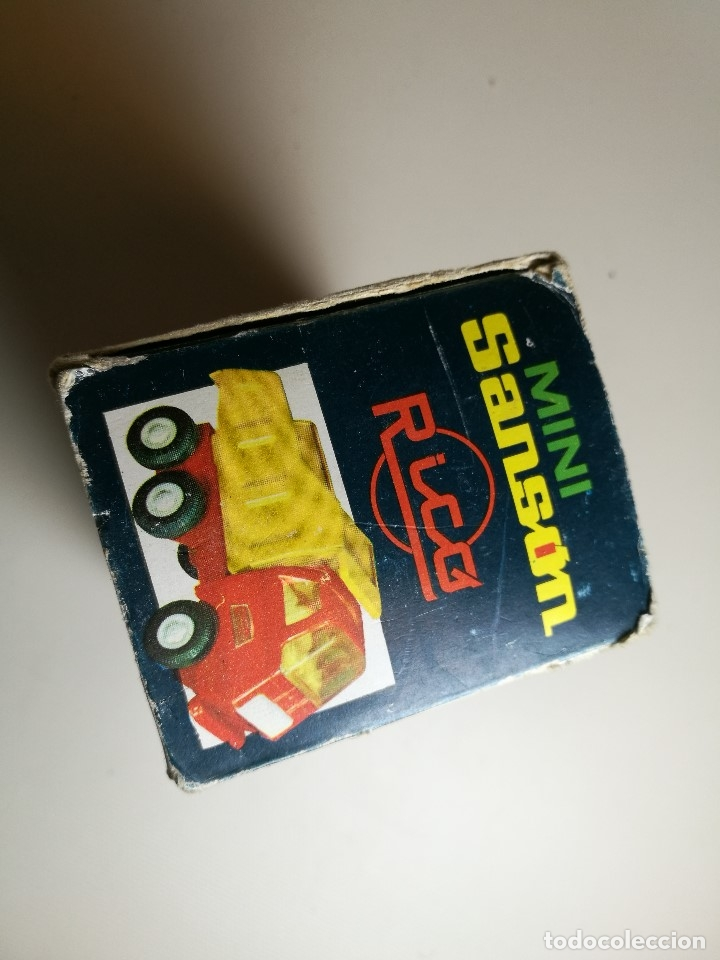 Juguetes antiguos Rico: VOLQUETE MINI SANSON - RICO --REF.401 - Foto 31 - 166948724