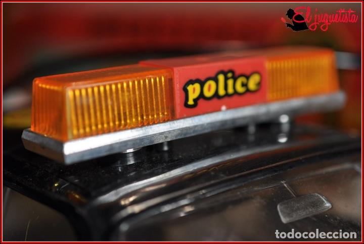 Juguetes antiguos Rico: TX4 - RICO - MERCEDES BENZ POLICIA POLICE TRES SIRENAS - Foto 26 - 167124136
