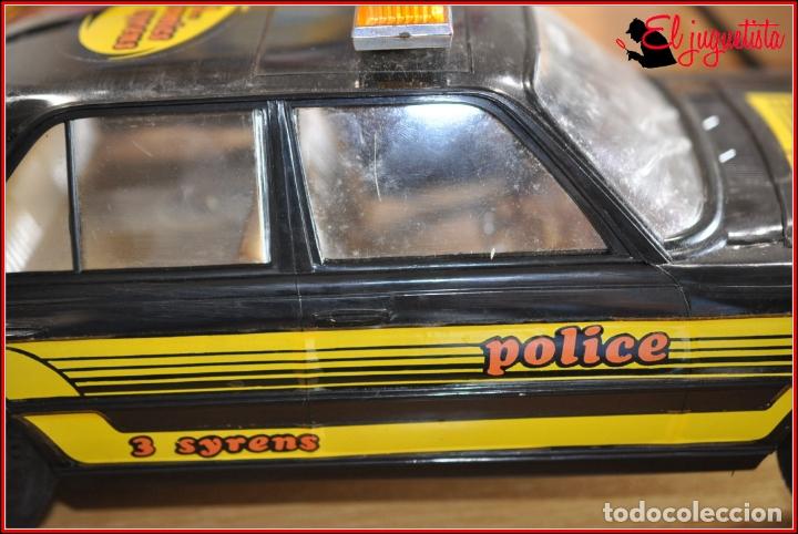 Juguetes antiguos Rico: TX4 - RICO - MERCEDES BENZ POLICIA POLICE TRES SIRENAS - Foto 31 - 167124136