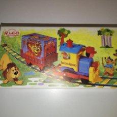 Juguetes antiguos Rico: TREN LOCO LOCO RICO. Lote 167099737