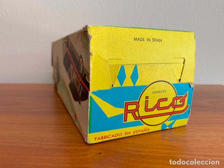 Juguetes antiguos Rico: SEAT 1400 C SEAT 1500 RICO POLICIA ESCALA 1/20 - Foto 9 - 167962416