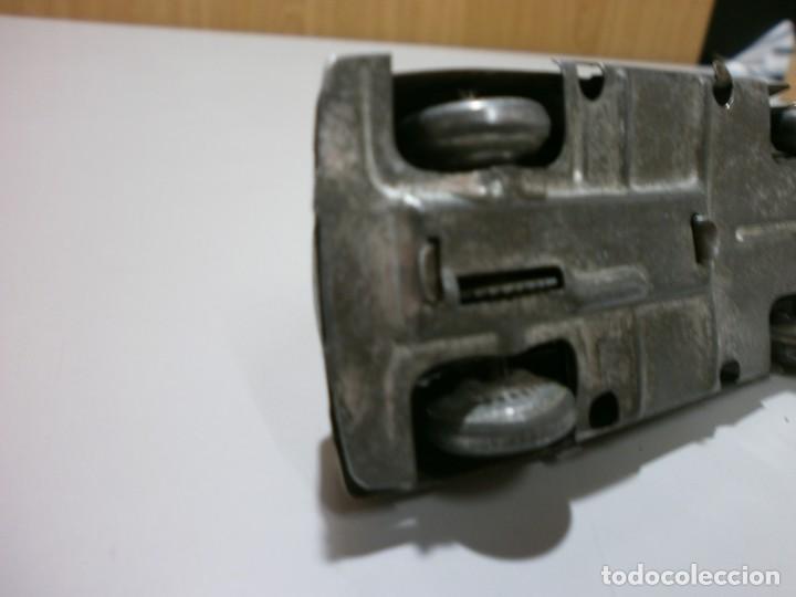 Juguetes antiguos Rico: años 30 coche metalico a cuerda rico o paya funciona mide10x3x4,5 ver fotos - Foto 6 - 168192348