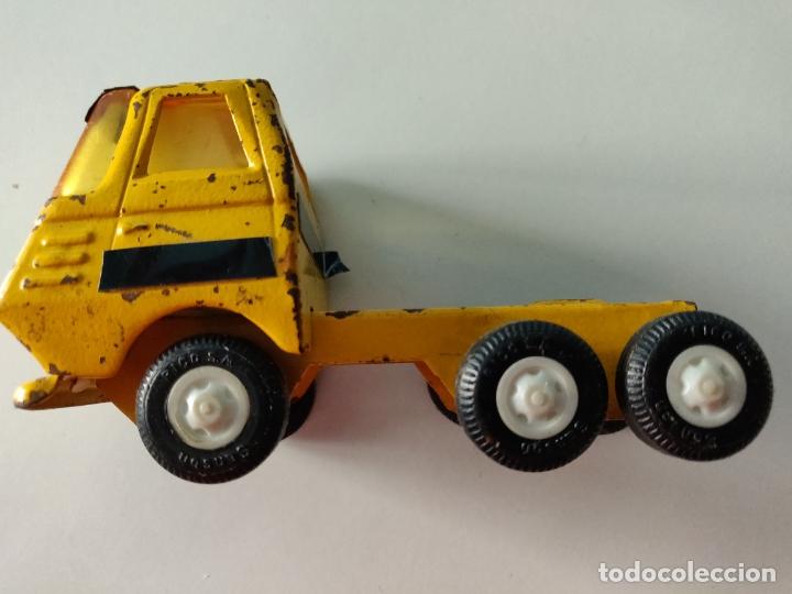 Juguetes antiguos Rico: Camión Rico Mini Sansón - Foto 4 - 169154188