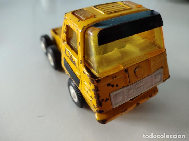 Juguetes antiguos Rico: Camión Rico Mini Sansón - Foto 5 - 169154188