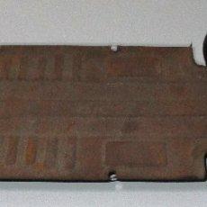 Juguetes antiguos Rico: CHASIS PARA COCHE SEAT 1400, DE RICO, FRICCIÓN. Lote 169231984