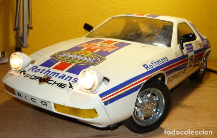 PORSCHE 928 ROTHMANS RICO (Juguetes - Marcas Clásicas - Rico)