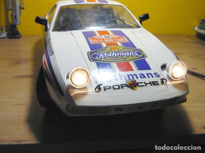 Juguetes antiguos Rico: PORSCHE 928 ROTHMANS RICO - Foto 6 - 169353212