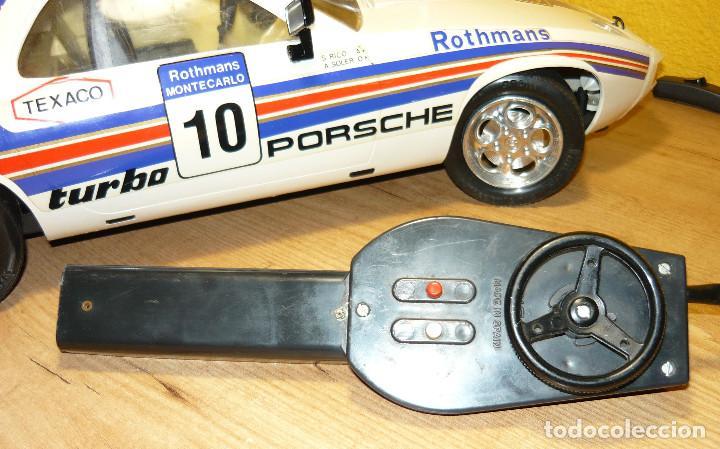 Juguetes antiguos Rico: PORSCHE 928 ROTHMANS RICO - Foto 19 - 169353212