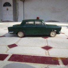 Juguetes antiguos Rico: SEAT 1400C GUARDIA CIVIL MINIATURAS RICO . Lote 169716224