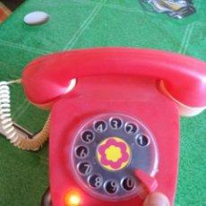 Juguetes antiguos Rico: ANTIGUO TELEFONO. Lote 169824024