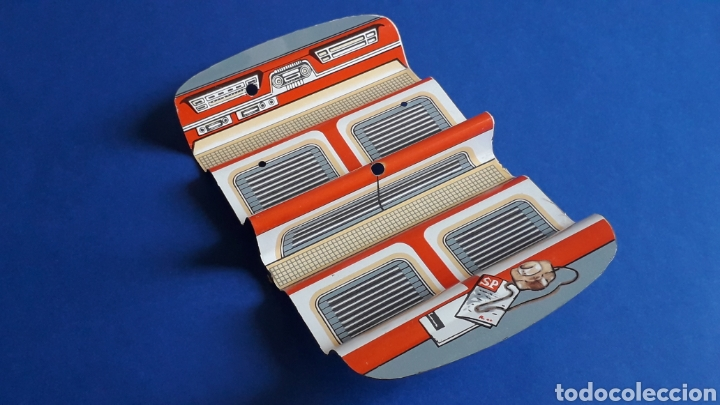 Usado, Bandeja asientos habitáculo sin volante, Oldsmobile Juguetes Rico Ibi, original años 60. segunda mano