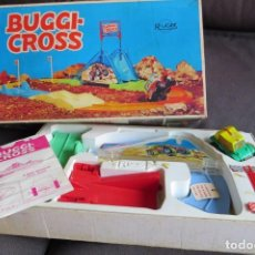 Brinquedos antigos Rico: BUGGI CROSS - CIRCUITO MARCA RICO COMPLETO. Lote 171348460