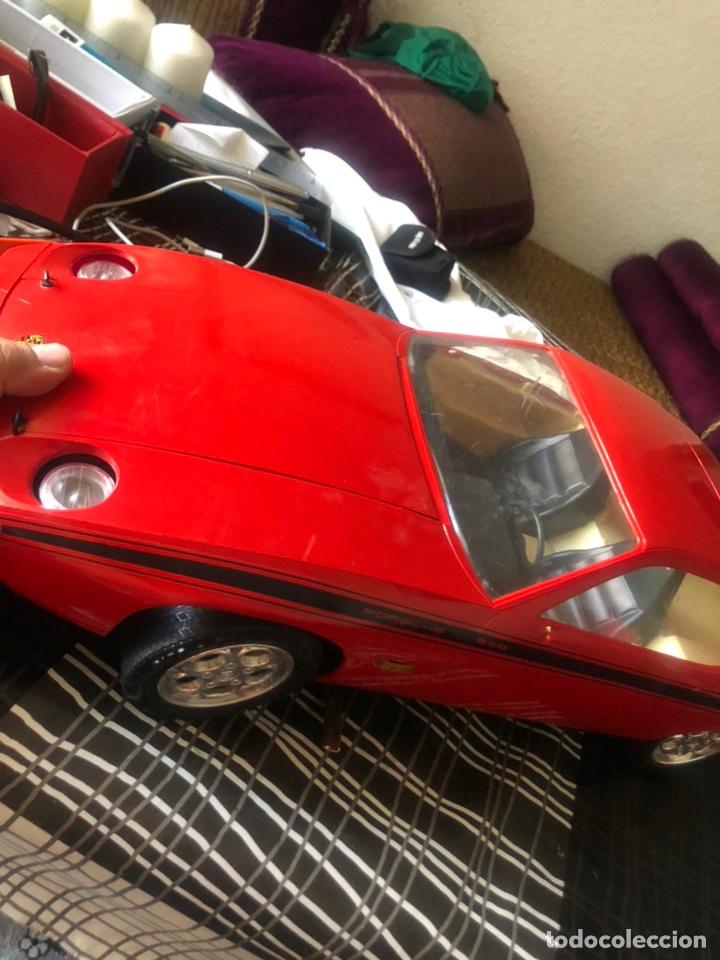 Juguetes antiguos Rico: antiguo coche de rico porsche 928 - Foto 7 - 171427278