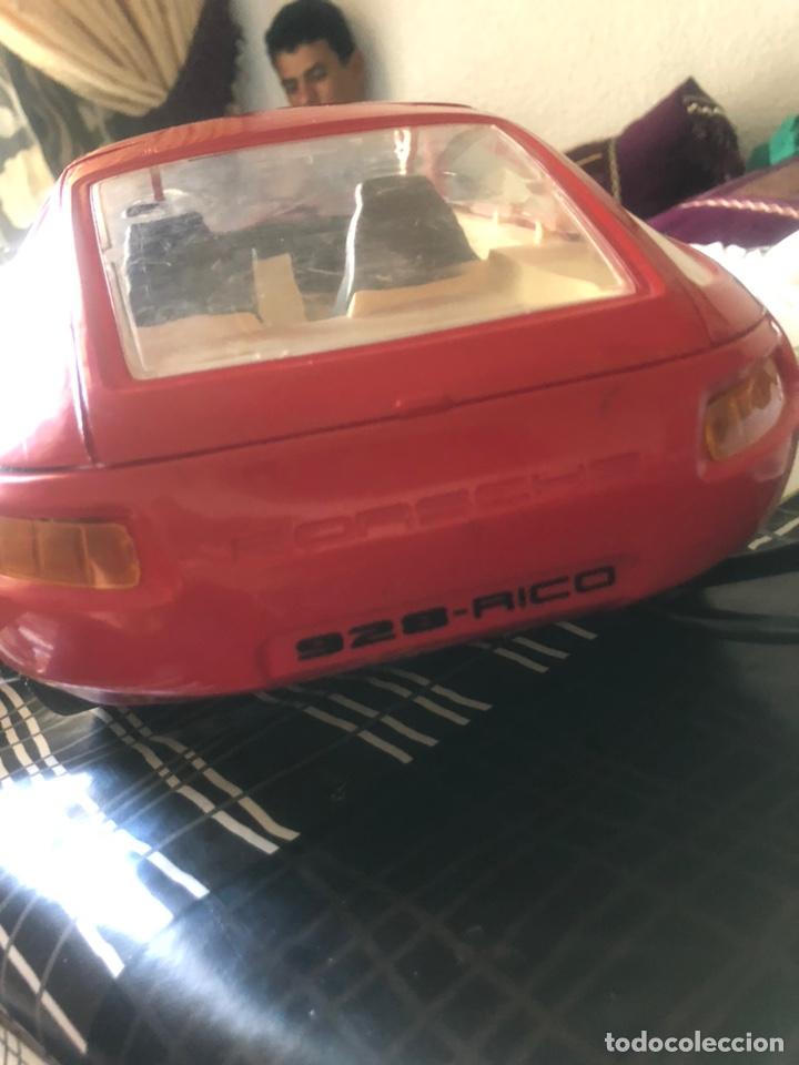 Juguetes antiguos Rico: antiguo coche de rico porsche 928 - Foto 10 - 171427278