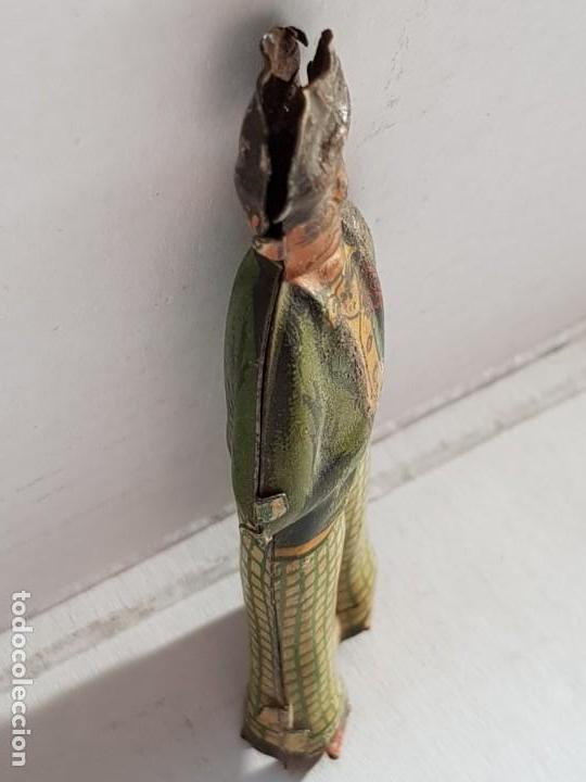 Juguetes antiguos Rico: Figura Hombre del Paraguas hojalata de Rico años 30 - Foto 3 - 171626667