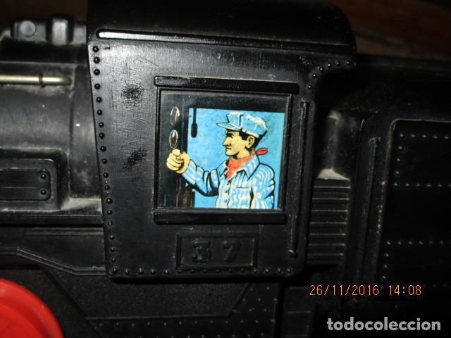 Juguetes antiguos Rico: TREN LOCOMOTORA RICO EXPRESO 40 CMS BIEN CONSERVADO - Foto 10 - 171783412
