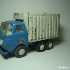 Brinquedos antigos Rico: CAMION ISOTERMO MINI SANSON DE MINIATURAS RICO. Lote 172487734