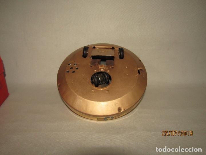 Juguetes antiguos Rico: Antiguo Platillo Volante Eléctrico de Juguetes RICO - en Caja Original - Foto 9 - 172631234