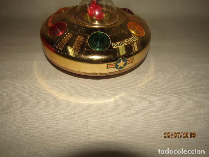 Juguetes antiguos Rico: Antiguo Platillo Volante Eléctrico de Juguetes RICO - en Caja Original - Foto 10 - 172631234