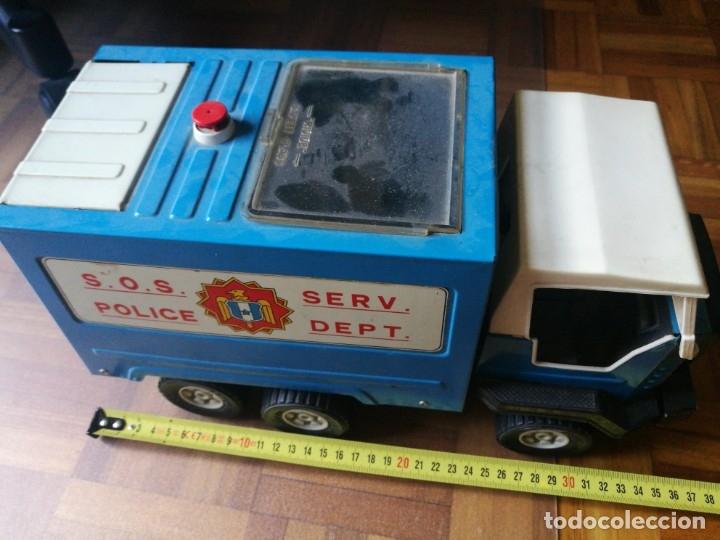 Juguetes antiguos Rico: Camión Sansón de Rico. Bull Dog - Foto 3 - 172644795