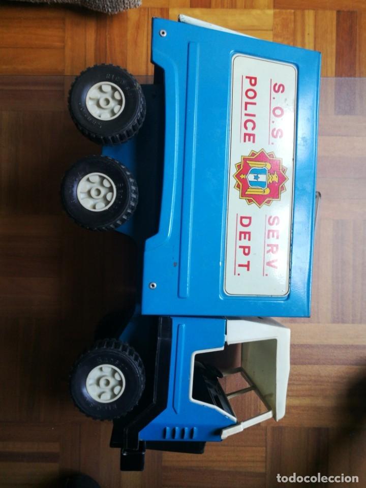 Juguetes antiguos Rico: Camión Sansón de Rico. Bull Dog - Foto 6 - 172644795