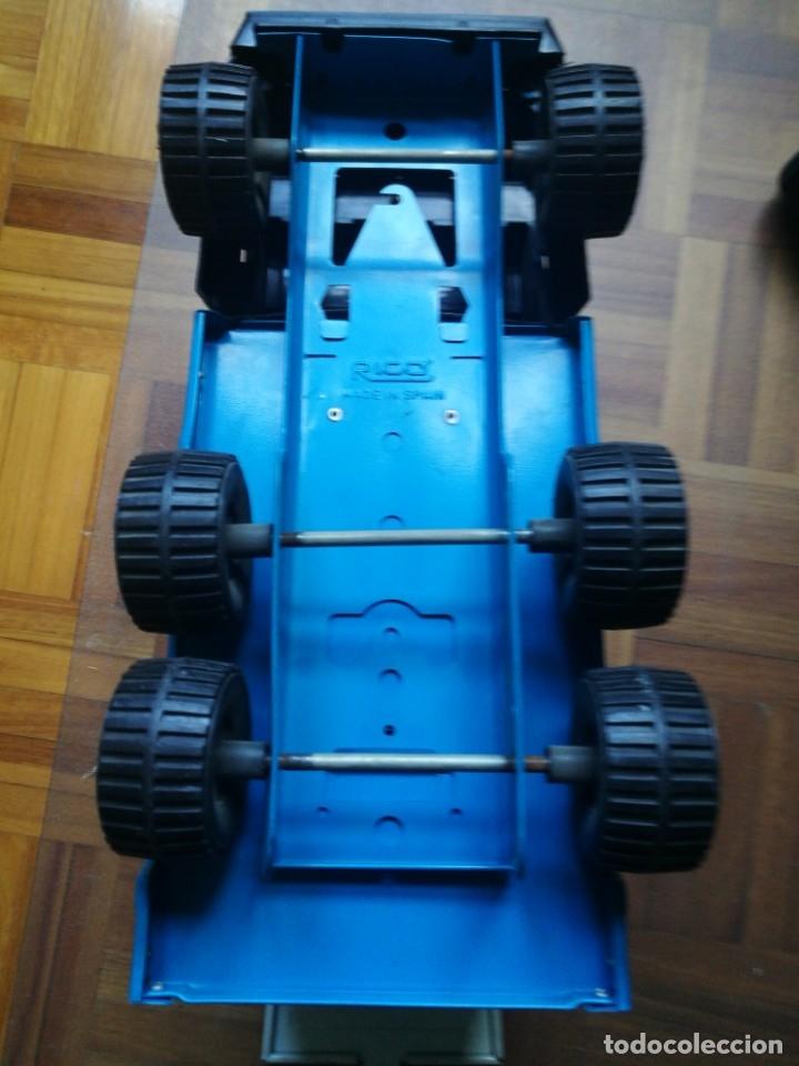 Juguetes antiguos Rico: Camión Sansón de Rico. Bull Dog - Foto 7 - 172644795
