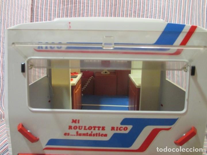 Juguetes antiguos Rico: RICO, ROULOTTE REF 49 EN CAJA - Foto 24 - 174024219