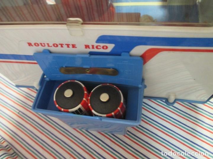 Juguetes antiguos Rico: RICO, ROULOTTE REF 49 EN CAJA - Foto 30 - 174024219