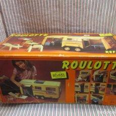 Juguetes antiguos Rico: RICO, ROULOTTE REF 49 EN CAJA. Lote 174024219