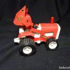 Brinquedos antigos Rico: JUGUETE RICO TRACTOR EXCAVADORA PALA. Lote 175491764