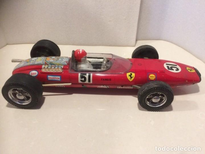 Juguetes antiguos Rico: Rico - Coche de carreras - Fangio - Foto 3 - 177288290