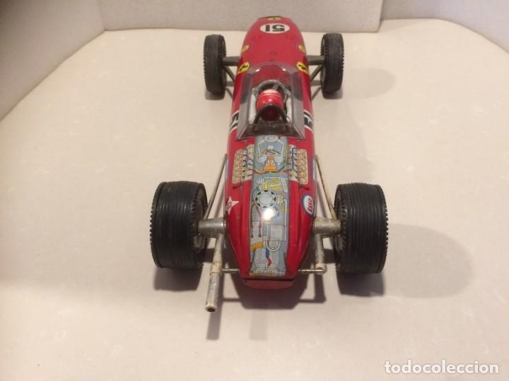 Juguetes antiguos Rico: Rico - Coche de carreras - Fangio - Foto 4 - 177288290