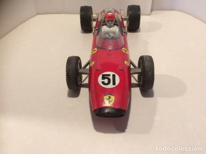 Juguetes antiguos Rico: Rico - Coche de carreras - Fangio - Foto 5 - 177288290