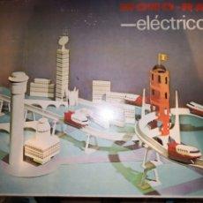 Juguetes antiguos Rico: MONORAIL RICO. Lote 178175122