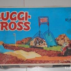 Juguetes antiguos Rico: ANTIGUO JUEGO BUGGI CROSS DE LA MARCA RICO. Lote 180507632
