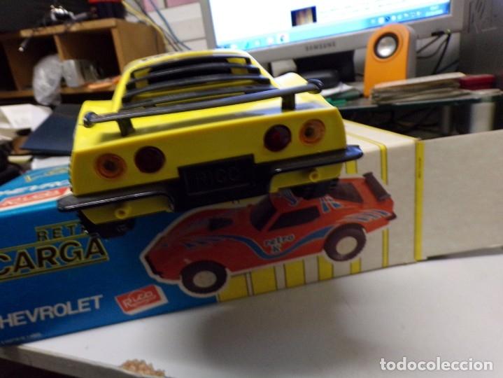 Juguetes antiguos Rico: coche rico chevrolet retro carga nuevo ref 35 - Foto 9 - 180875478