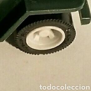 Juguetes antiguos Rico: Coche miniatura Jeep Willys Sanson Rico verde ejército militar USA - Foto 5 - 183464517