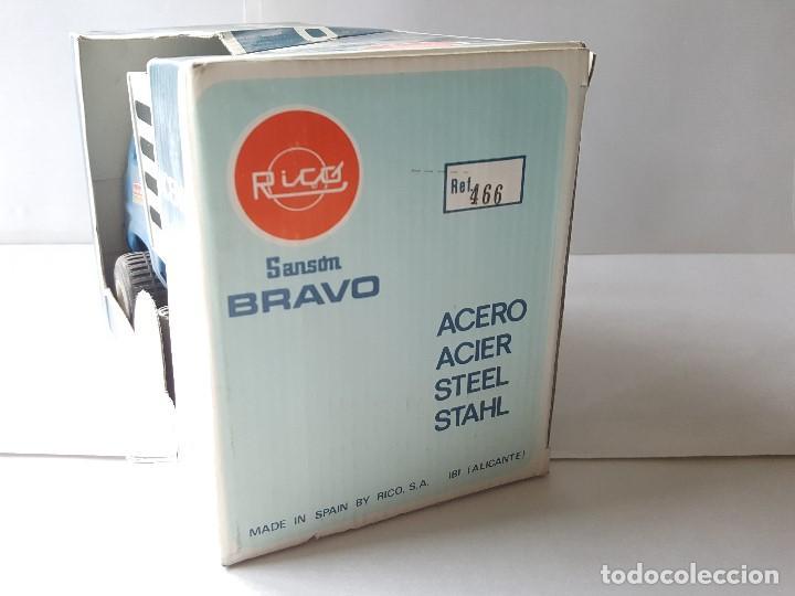 Juguetes antiguos Rico: CAMION RICO SANSON BRAVO CON CAJA - Foto 2 - 183565096
