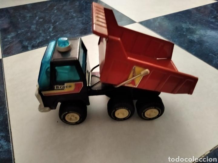 Juguetes antiguos Rico: Camión volquete Sanson de rico - Foto 2 - 184655111