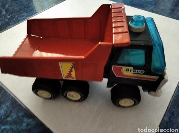 Juguetes antiguos Rico: Camión volquete Sanson de rico - Foto 6 - 184655111