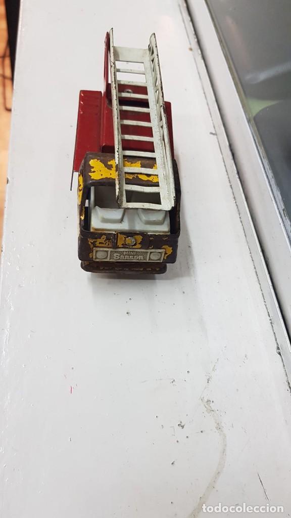 Juguetes antiguos Rico: Camión Grúa RICO - Foto 5 - 185915766