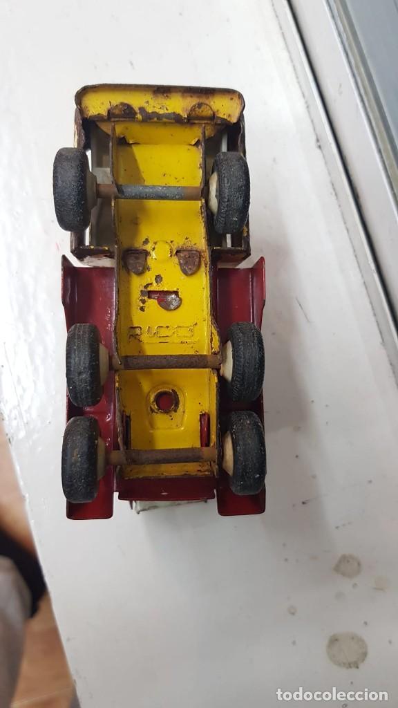 Juguetes antiguos Rico: Camión Grúa RICO - Foto 7 - 185915766