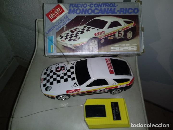 RICO PORSCHE 928 (Juguetes - Marcas Clásicas - Rico)
